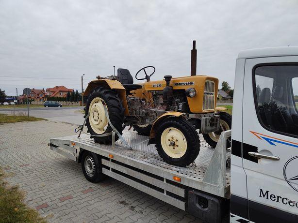 Ciągnik Ursus c330 I Właściciel od nowości stan Wzorowy Transport