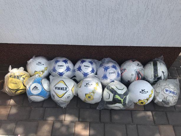 Футболні м'ячі