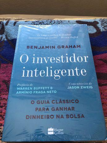 O Investidor Inteligente de Benjamin Graham.