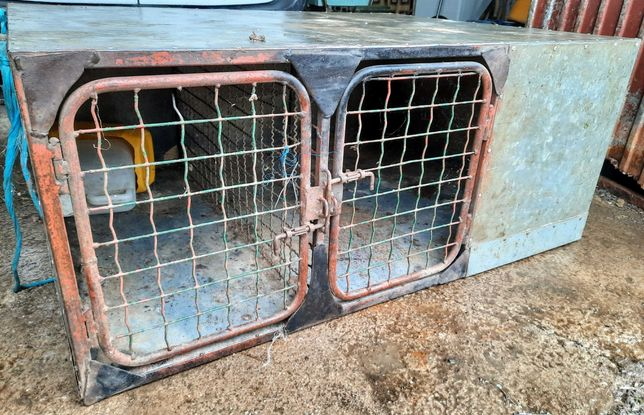 Caixa/Jaula de transporte para cães