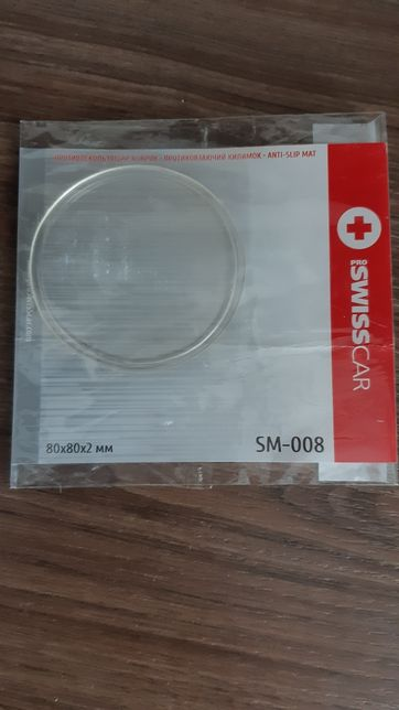 Коврик силиконовый фиксирующий 80х80х2 мм SM-008