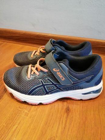 Dziecięce buty sportowe, do biegania Asics Gel GT-1000 rozmiar 33,5