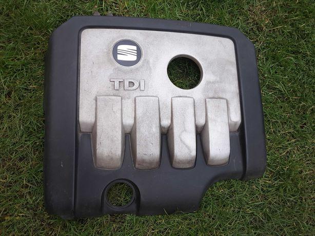 Pokrywa silnika Seat TDI