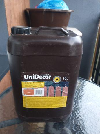 Impregnat do drewna Unidecor kolor Pinia 10 l POLECAM !!