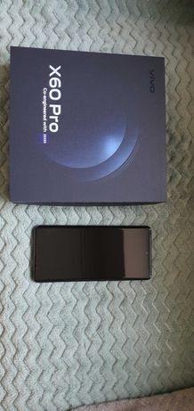 Sprzedam VIVO X60 Pro, czarny 256GB