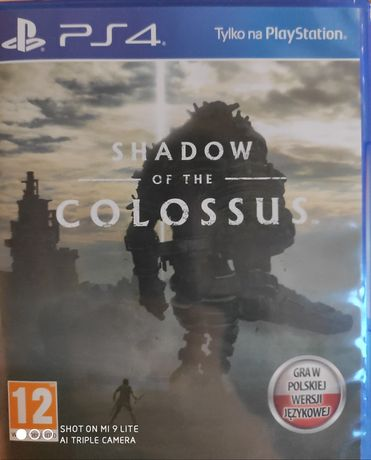 Shadow of the colossus gra na ps4