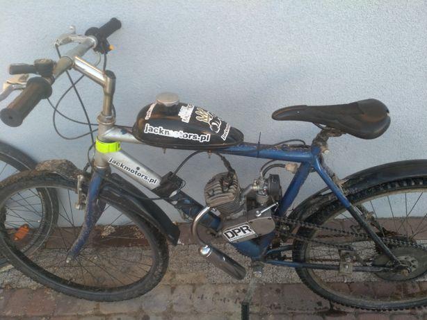 Rower na silnik okazja