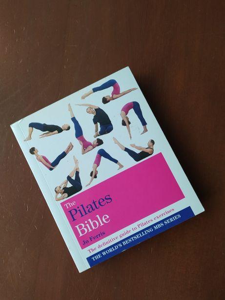 """The pilates bible"" Jo Ferris /Библия пилатесу"