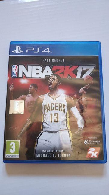Gra na PS4 NBA wersja UK