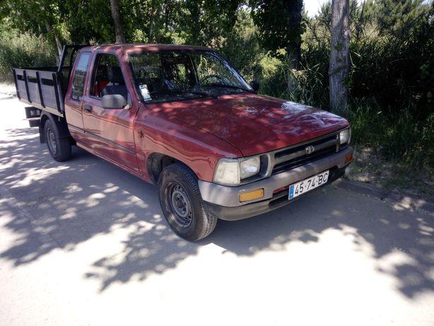 toyota hilux 2.5 diesel 4 lugares de 1992 direçao assistida