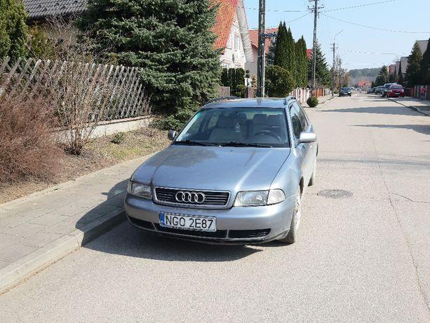 Audi A4 1.9tdi 110KM Kombi hak