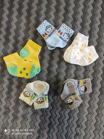 Набор носочков для новорожденных