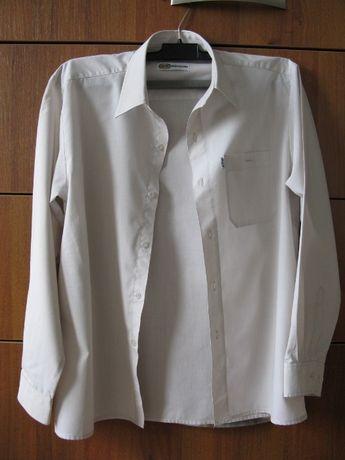 Рубашка школьная, р. 146. Б\у