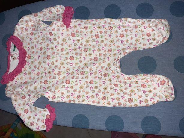 Babygrows/pijamas 3m
