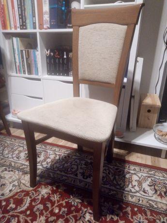 Stół + sześć krzeseł