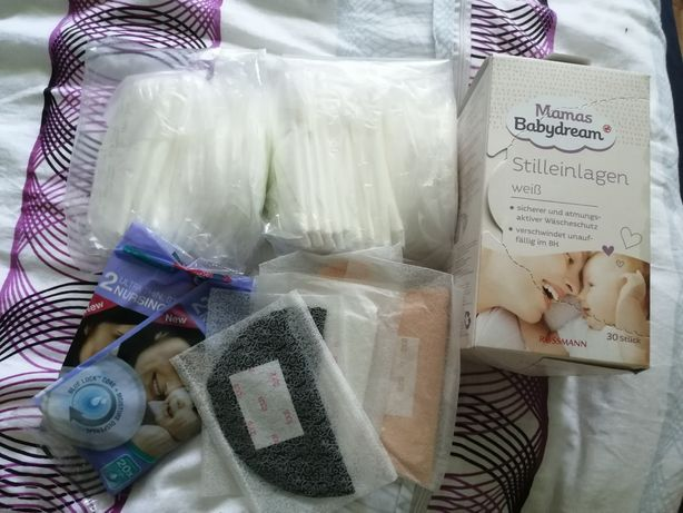 Wkładki laktacyjne Babydream, LOVI, Canpol, Lansinoh