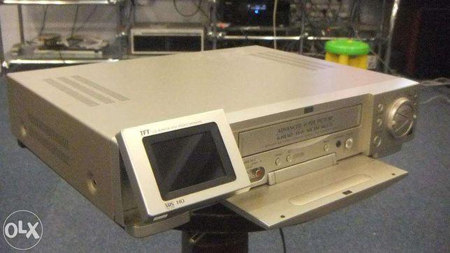 Sharp VC-ML5 Уникальный профи-рекодер с LCD монитором