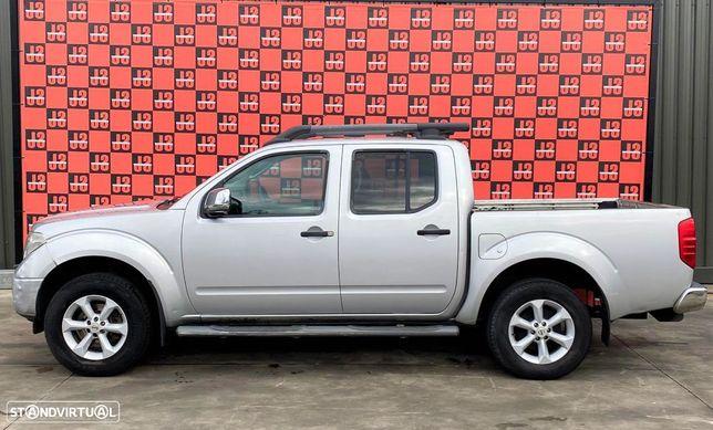Viatura para PEÇAS Nissan Navara D40 2.5 DCI 10´