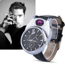 Zegarek z Zapalniczką Plazmową Elektryczną Premium na Prezent