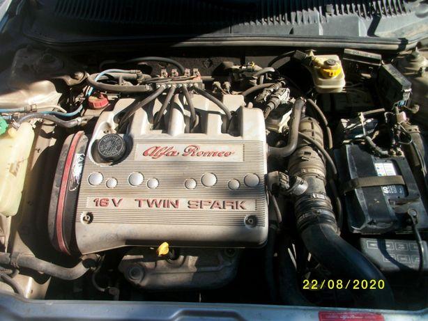 Двигатель на автомобиль Альфа Ромео 156 1.6TS бензин 120 л.с