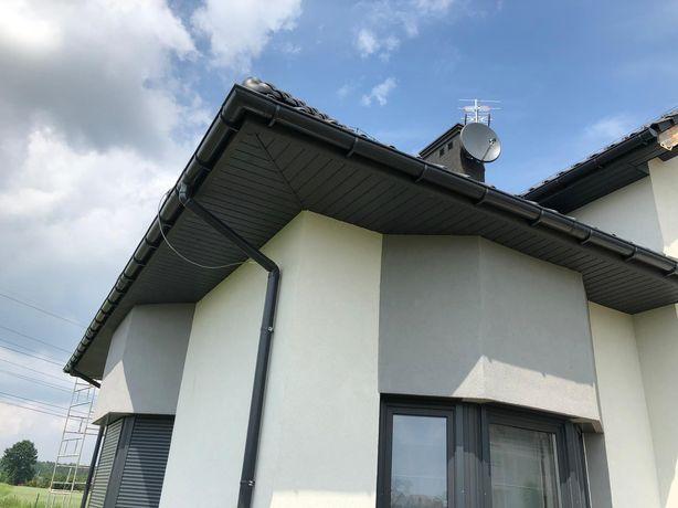 Podbitka, podsufitka dachowa - montaż śląskie