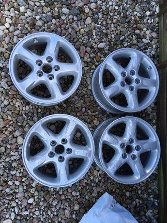 """Felgi aluminiowe Toyota Rav4 16"""" 5x114,3 Malowane Proszkowo"""