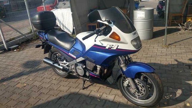 YAMAHA FJ 1200 FJ1200 3CY 1991r SPRAWNA