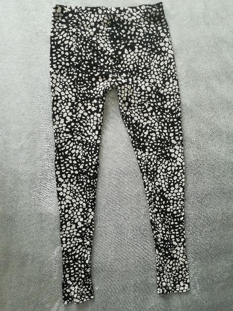 Wzorzyste legginsy H&M