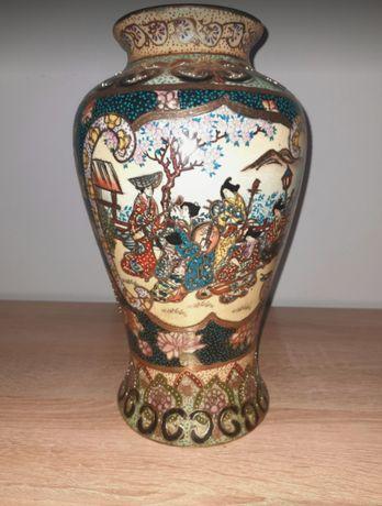 Chiński zabytkowy wazon