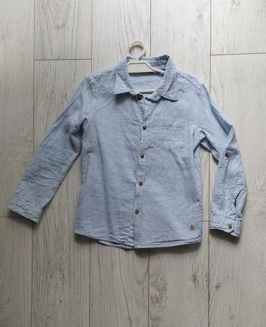 Koszula H&M rozmiar 122