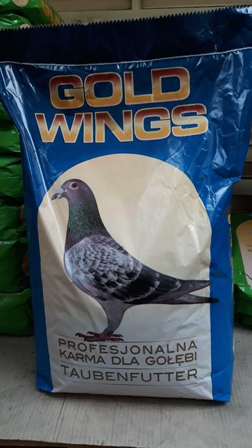 Gold Wings karmy dla gołębi