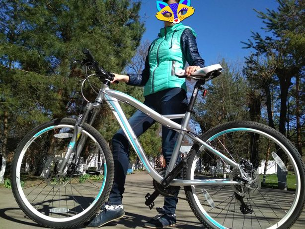 Велосипед pride жіночий