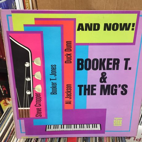 Vinil: Booker T. & The MG'S - And Now - 1966