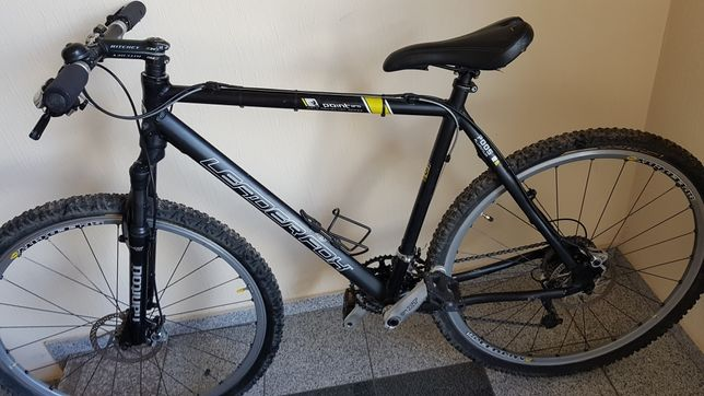 Trekingowy rower 12.5 kg.LEADER FOX
