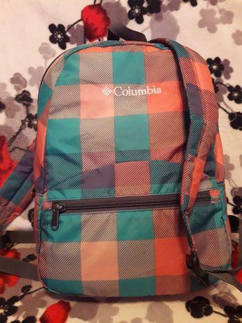 """рюкзак мягкий и легкий всего 135 грамм """"Columbia"""""""