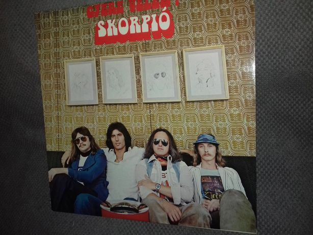 vinyl Skorpio