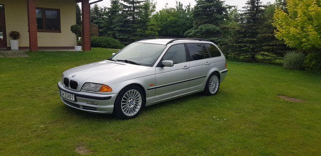 BMW e46 m54b30 3.0 Kombi