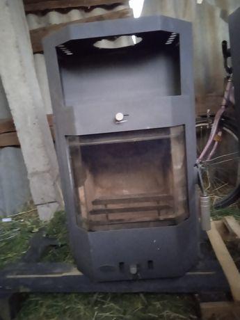 Продам печь- камин