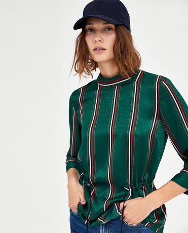 Zara bluzka nowa XS