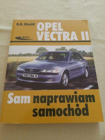 Książka Opel Vectra II Sam naprawiam samochód