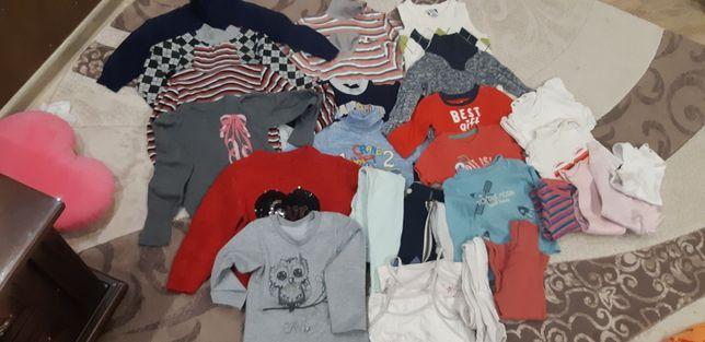 Одежда для мальчика и девочки пакетом
