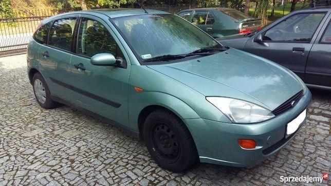 Розборка Ford Fokus 1.8 2000