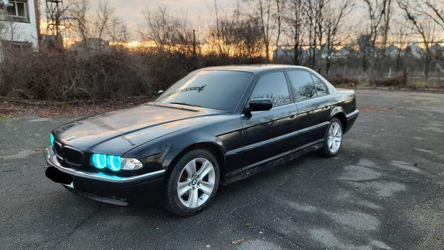 BMW 735 Газ/Бензин