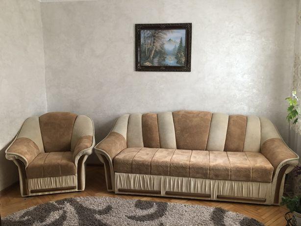 Диван + два крісла