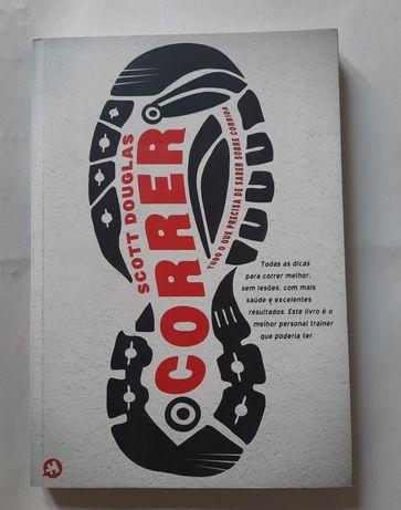 """Livro """"Correr"""", de Scott Douglas"""