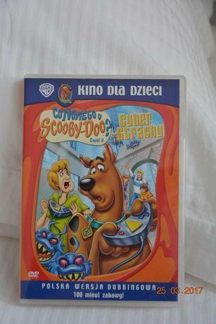 Film na DVD Scooby Doo bajki