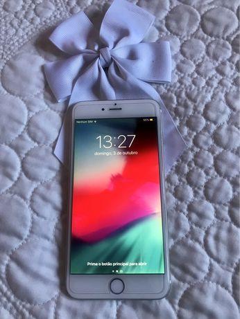Iphone 6 plus com pelicula e capa original