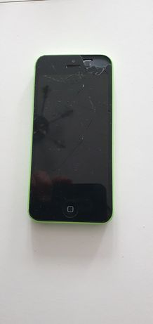 Iphone 5c uszkodzona obudowa