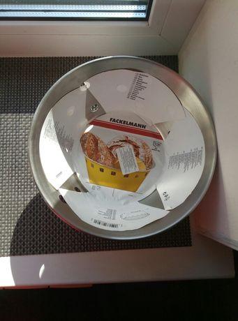 Новая миска для готовой выпечки (хлебница). Германия
