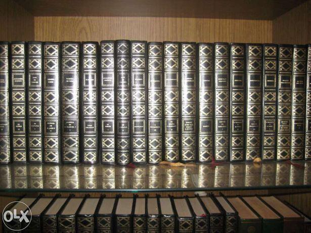 Colecção de 40 livros edição limitada